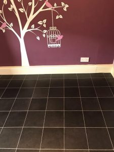 Flooring for commercial and business premises