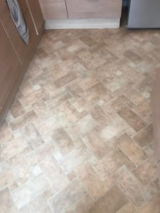 Flooring for kitchens in Chester and North Wales